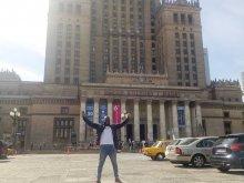 Czarny Polak z Zanzibaru robi furorę w sieci. Wkrótce odwiedzi Olsztyn