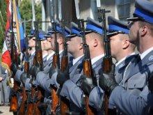 Rozstrzelany, bo był polskim policjantem