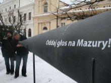 Mazury Cud Natury tym razem w Krakowie
