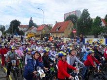 Rajd rowerowy Michelin Junior Bike - zobacz zdjęcia!