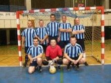 Piłkarze-amatorzy zmagali się w Uranii - zobacz zdjęcia