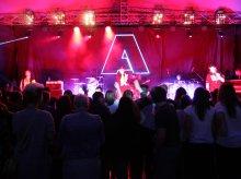 Afromental zagrał w Olsztynie