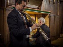 Zapomniane instrumenty zabrały głos w katedrze [ZDJĘCIA]