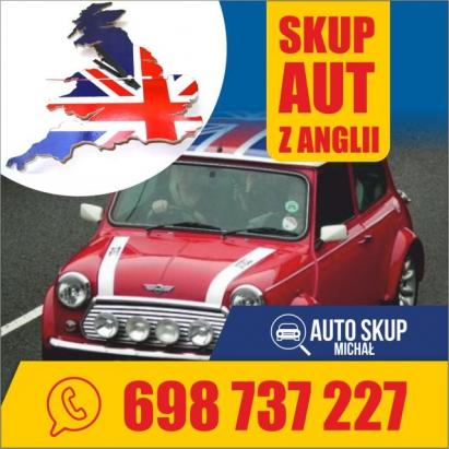 Skup Anglików, Skup Aut z Anglii #Olsztyn i Okolice# Najwyższe Ceny !