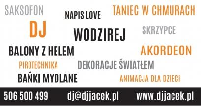 DJ oraz Wodzirej!