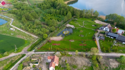 Działka budowlana z widokiem na Jezioro Skanda/Olsztyn