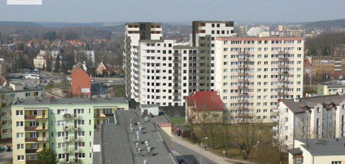 Artykuł: Olsztyn: miasto, w którym cudem nazywa się budowę wieżowca...