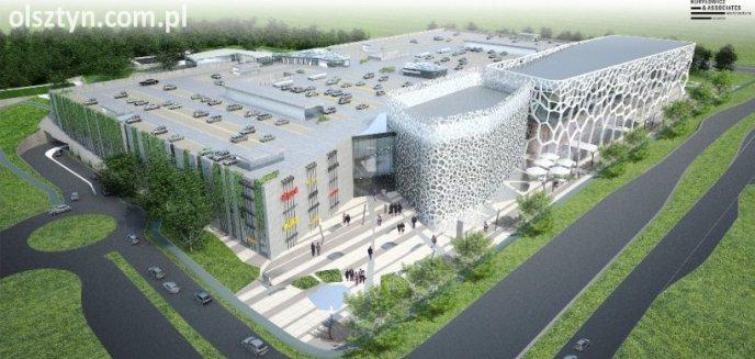 Artykuł: Galeria Warmińska: Inwestor złożył wniosek o pozwolenie na budowę