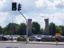 Plac Dunikowskiego ''bramą'' Parku Centralnego