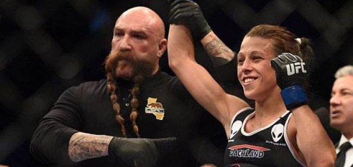 Artykuł: Jędrzejczyk wygrywa swój debiut w UFC