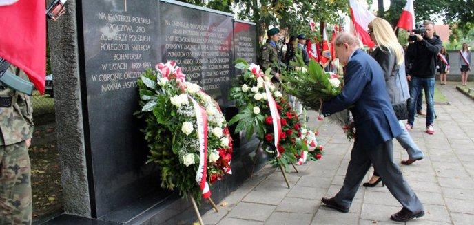 Artykuł: Obchody 75. rocznicy wybuchu II wojny światowej w Olsztynie (zdjęcia)