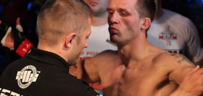 Artykuł: Fenomenalne zwycięstwo zawodnika olsztyńskiego klubu MMA