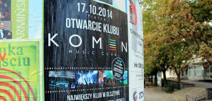 Artykuł: Komin powraca. Otwarcie największego klubu w Olsztynie