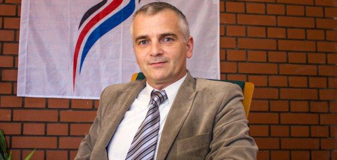 Artykuł: On chce rewolucji w Olsztynie, ratuszu