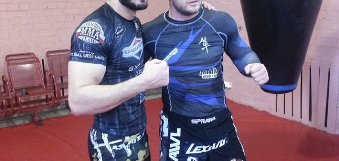 Artykuł: Mamed Khalidov nie traci czasu. Trenował z mistrzem Bellator MMA!