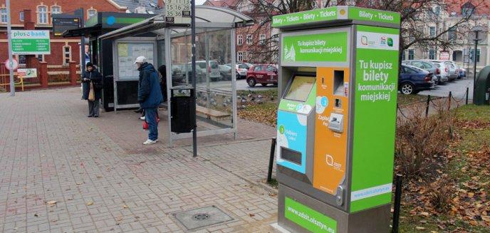 Artykuł: Pierwszy biletomat już w Olsztynie! (zdjęcia)