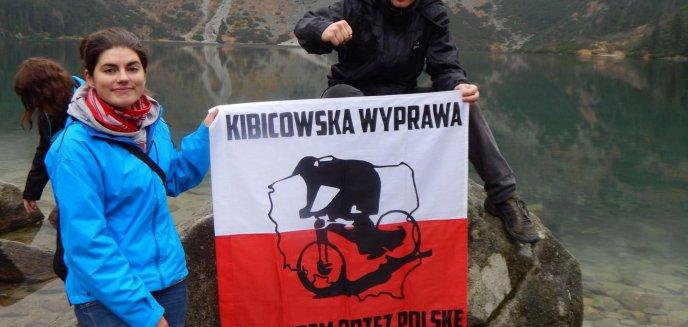 Artykuł: Śladem polskich klubów piłkarskich na rowerze