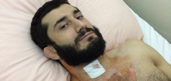 Artykuł: Mamed Khalidov przeszedł operację kręgosłupa