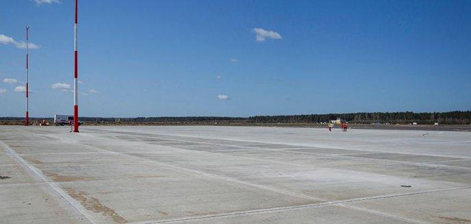 Artykuł: Lotnisko Olsztyn-Mazury: Cysterna za ponad milion złotych będzie tankować samoloty