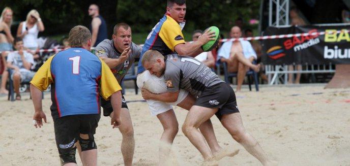 Artykuł: Zagrali w rugby na piasku