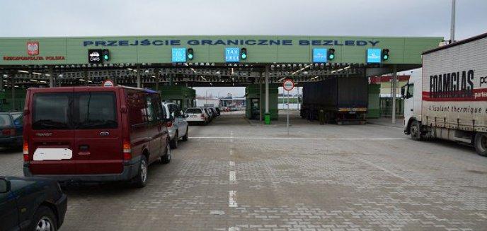 Artykuł: Jak minął weekend na przejściach granicznych na Warmii i Mazurach?