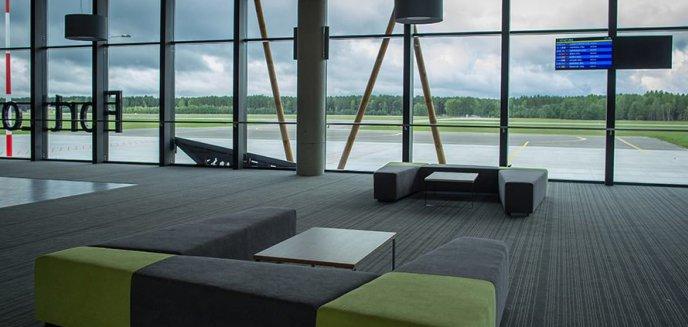 Artykuł: Terminal lotniska Olsztyn-Mazury gotowy. Dokąd polecimy?
