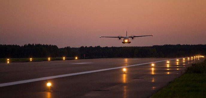 Artykuł: Samolotem na Mazury. Przedstawią siatkę połączeń dla lotniska Olsztyn-Mazury