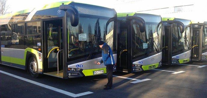 Artykuł: 12 nowych Solarisów trafiło na olsztyńskie ulice [ZDJĘCIA]
