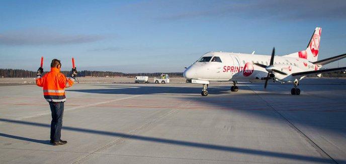 Lotnisko Olsztyn-Mazury.  Połowiczny sukces?