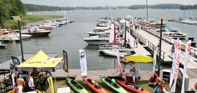 Artykuł: Olsztyn Water Expo. Targi sportów wodnych [ZDJĘCIA]