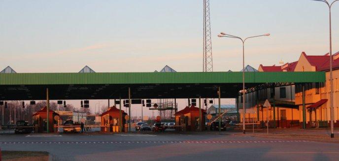 Artykuł: Wiceminister MSWiA: Nie ma negatywnych konsekwencji zawieszenia małego ruchu granicznego