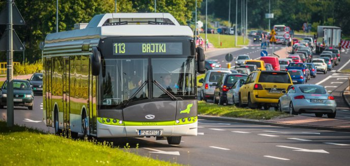 Artykuł: Elektryczny autobus na ulicach Olsztyna [ZDJĘCIA]