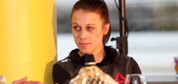 Artykuł: Mistrzyni UFC tłumaczy odejście z olsztyńskiego klubu MMA