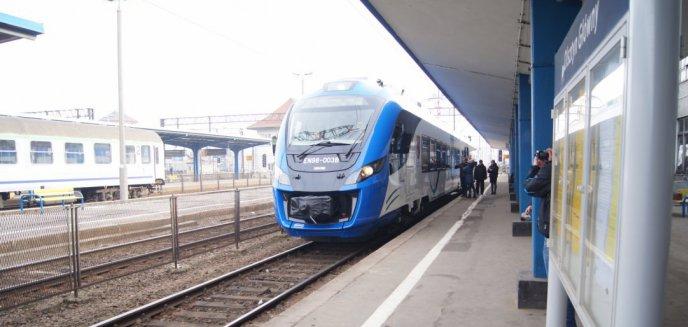Artykuł: Spór o kolej miejską w Olsztynie. Prezydent Olsztyna prostuje wypowiedzi wiceministra Szmita