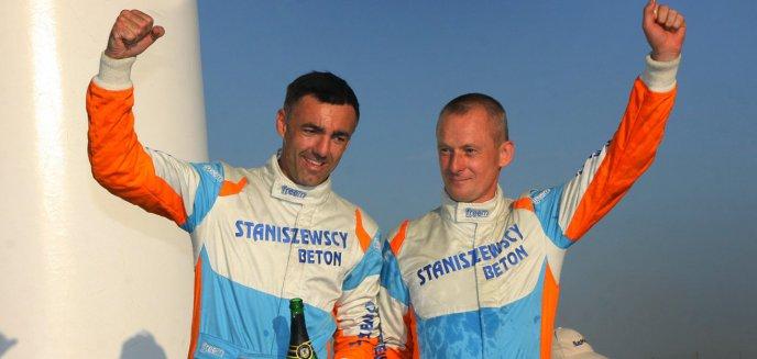 Artykuł: Olsztyński duet walczy o mistrzostwo w cyklu Szuter Cup
