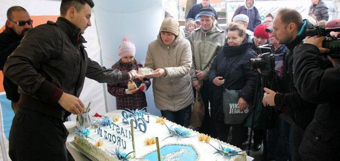 Artykuł: Olsztyn ma 663 lata
