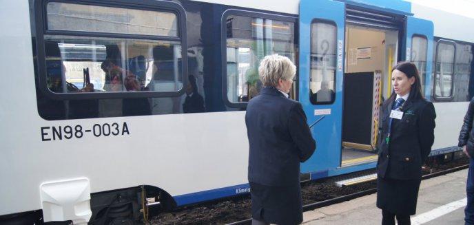 Artykuł: Nowy rozkład jazdy pociągów