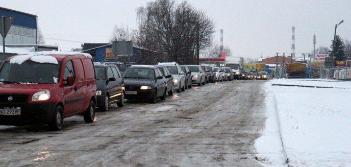 Artykuł: Paraliż komunikacyjny w Olsztynie