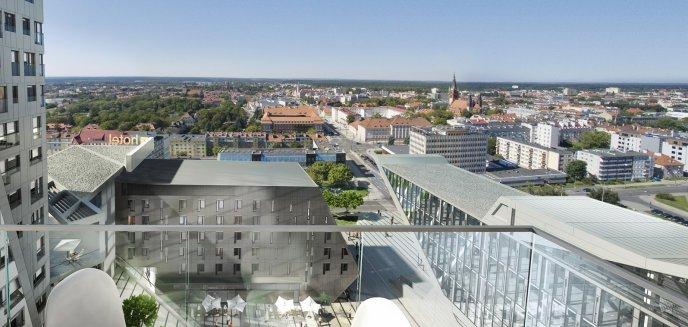 Artykuł: Centaurus – nowa, spektakularna inwestycja w Olsztynie