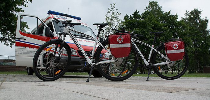Odnaleźli rowery skradzione olsztyńskim ratownikom. Były w lombardzie w Lublinie