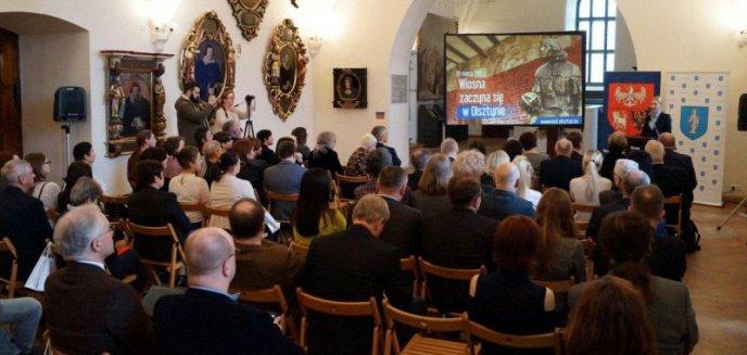 Artykuł: Wiosna zaczęła się w Olsztynie