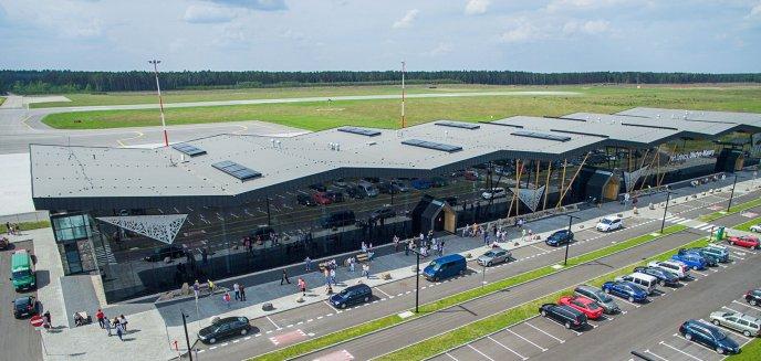 Artykuł: Lotnisko Olsztyn-Mazury szuka sposobów na ''martwy sezon''. Będzie koncert