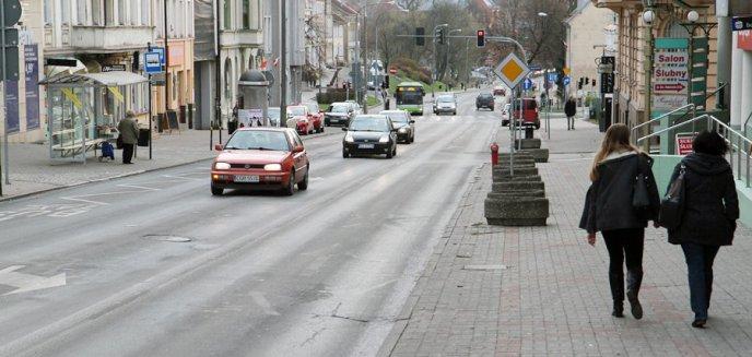 Artykuł: Zamkną ulicę Pieniężnego. Autobusy zmienią trasę