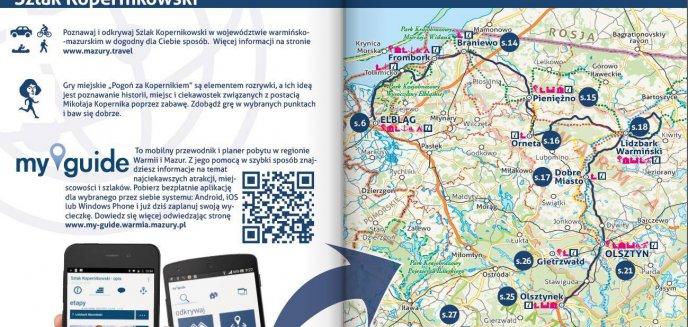 Artykuł: Paszport  dla turystów ze Szlaku Kopernikowskiego
