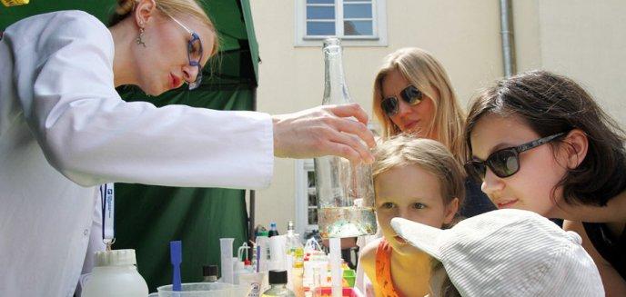 Artykuł: ''Nauka to też sztuka''. Piknik PAN na olsztyńskiej starówce [ZDJĘCIA]