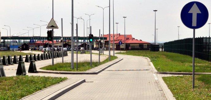 Artykuł: Nowocześniej na przejściu granicznym w Grzechotkach