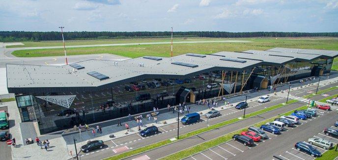 Artykuł: 100 000. pasażer Portu Lotniczego Olsztyn-Mazury
