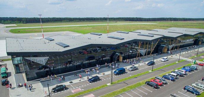 Artykuł: Dostaną grunty na rozbudowę lotniska Olsztyn-Mazury