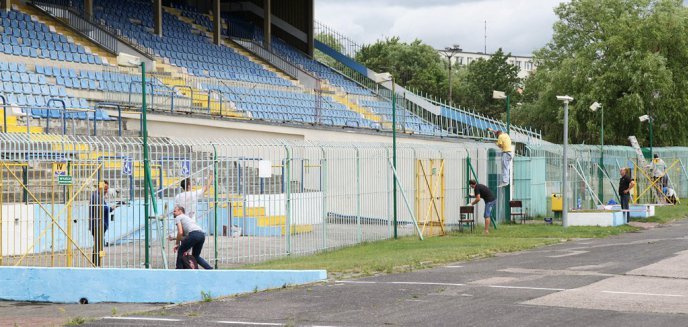 Artykuł: Nie ma przeprowadzki do Ostródy. Stomil Olsztyn będzie grał na swoim obiekcie