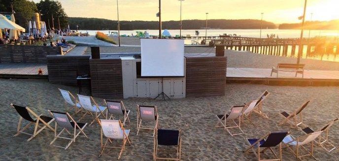 Artykuł: Teatralne kino na olsztyńskiej plaży